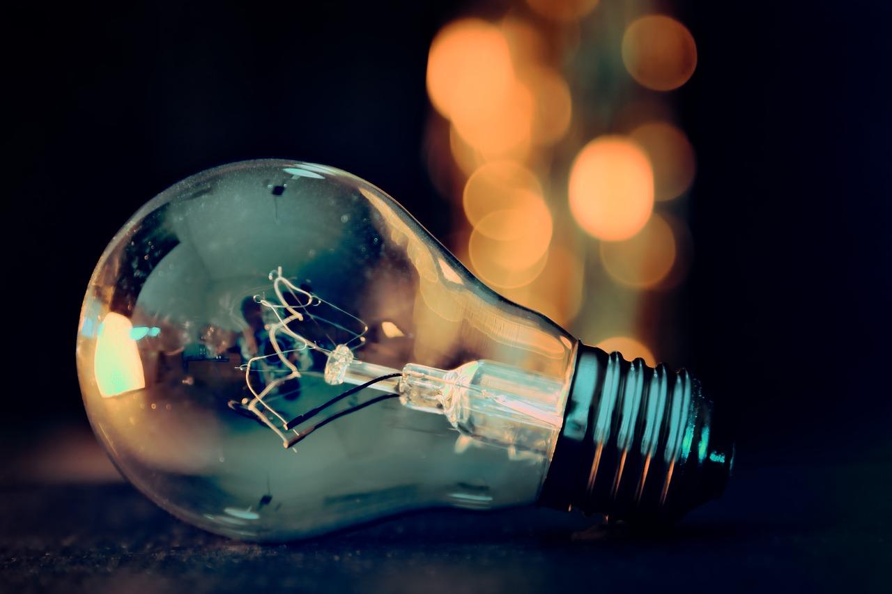 die richtige Beleuchtung